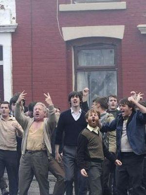 2013 Irish riot in Feature film 71 · By: b clarke