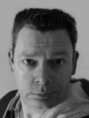 B/W Actors Headshot 2013