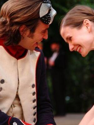 Much Ado About Nothing, Grosvenor Park Open Air Theatre · By: Chester Performs