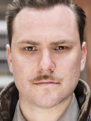 Gavin Keenan Moustache 1