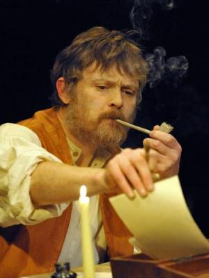 Knives in Hens: Theatre by the Lake 2012 · By: Keith Pattinson