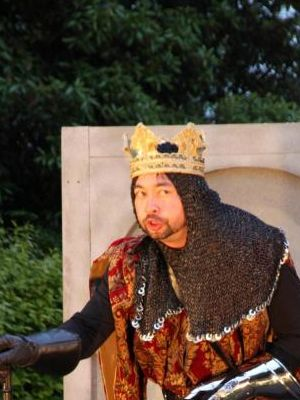 Title role in RICHARD III (national tour)