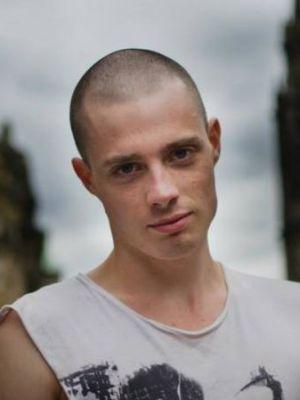 Skinhead on the Royal Mile, Edinburgh Fringe