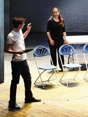 Masterclass @ Theatre Royal Haymarket