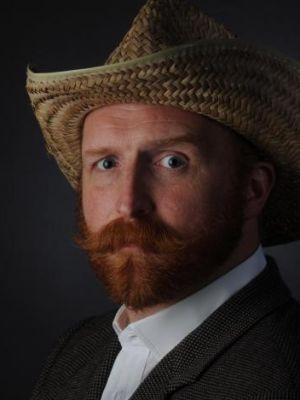2013 Van Gogh Style -Hat n Blazer · By: LARS GERHARD PHOTOGRAPHY