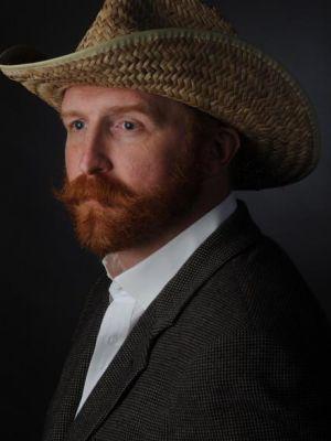 2013 Van Gogh Style -Hat n Blazer 2 · By: LARS GERHARD PHOTOGRAPHY