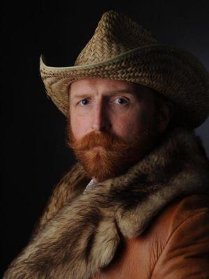 2013 Van Gogh Style -Hat n FUR · By: LARS GERHARD PHOTOGRAPHY
