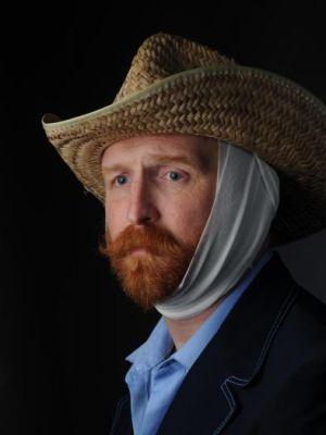 2013 Van Gogh Style-Hat n Gauze · By: LARS GERHARD PHOTOGRAPHY