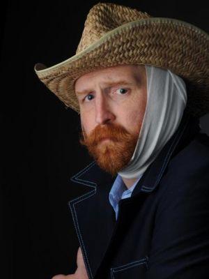 2013 Van Gogh Style-cold Hat n Gauze · By: LARS GERHARD PHOTOGRAPHY