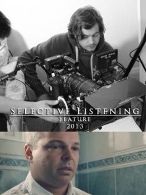 "2013 On set of the feature ""Selective Listening"" · By: Phil Moreton"