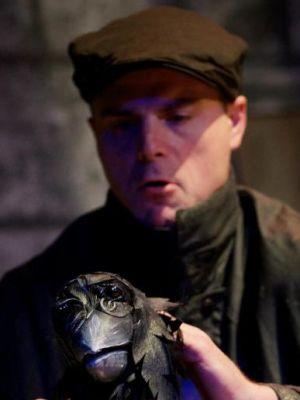 2013 Crow in 'Three Witches' · By: Graeme Braidwood