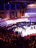 Caroline O'Connor at performance of my arrangement at Royal Albert Hall · By: Derek Williams