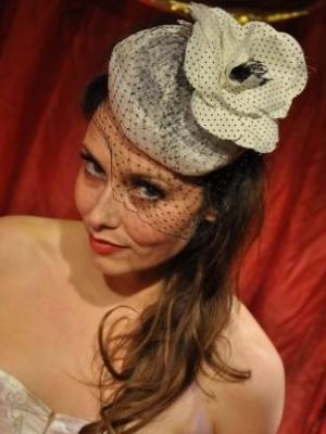 2010 Burlesque Model Shoot · By: Tori Green