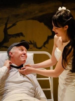 2014 Stroke of Luck at Park Theatre · By: Simon Kane