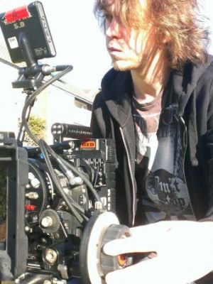 Test Filming. RED Epic with RED Pro Prime lens