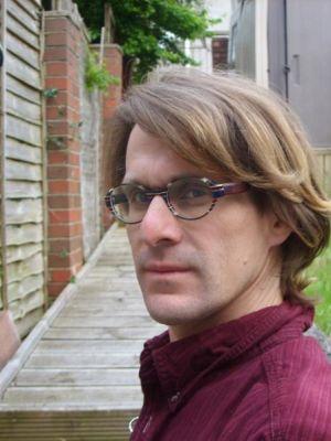 2014 long hair may 2014 glasses · By: Karl-James Langford