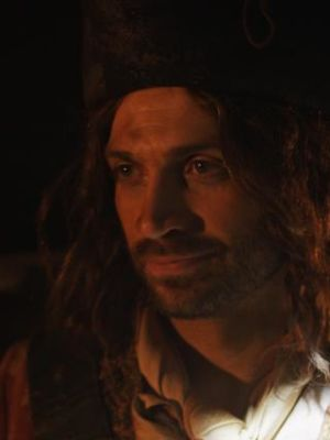 As Calico Jack in Through the Eyes of Men