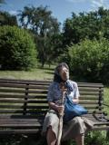 2014 Old Lady on Park Bench · By: Met Film School
