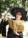 2013 Wiki Witch · By: Nicola Hollinshead