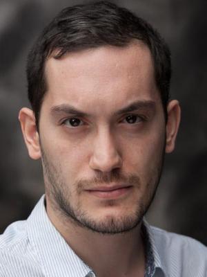 Alexander Fragkos
