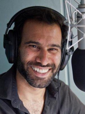 2014 Allon Sylvain Voice Actor · By: Allon Sylvain