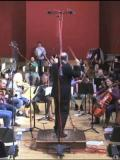 Conducting my arrangement of 'Edinburgh Festival' · By: Derek Williams