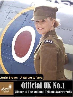 2012 Vera Lynn Tribute · By: Gary Birtles