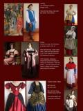 Historical Costume - patterning,design,construction · By: Sarah Jansen