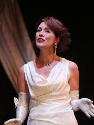 2014 As Mrs a Erlynne in 'Lady Windermere's Fan' · By: Roy Tan
