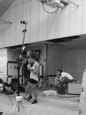 Dirty Thrills Music Video Shoot