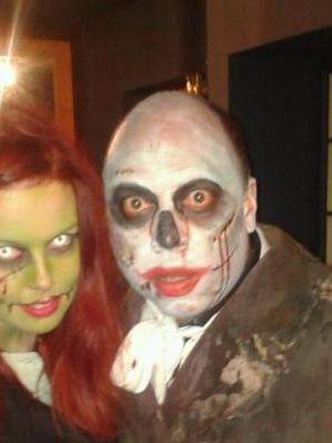 2015 Zombie Nights · By: Mr Jon Pierre DuBois