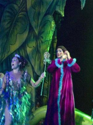 Jack and the Beanstalk, Wyvern Theatre