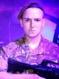 2014 Soldier for Screampark Manchester 2014 · By: Emily Frodsham