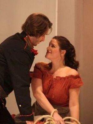 2014 Carmen Opera South East · By: Mark Duncan