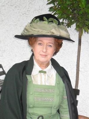 2014 As Dame Elizabeth Cadbury · By: Shaun Lowe