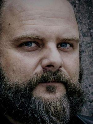 2015 Beard Headshot · By: Christopher Hanvey