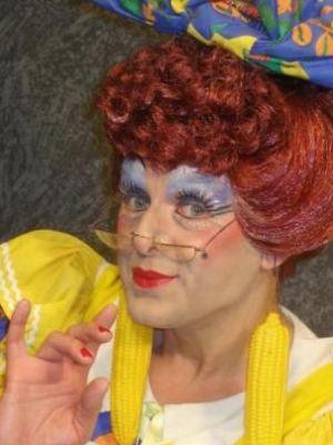 2008 David Rumelle-Pantomime Dame 1 · By: Lee Waddingham