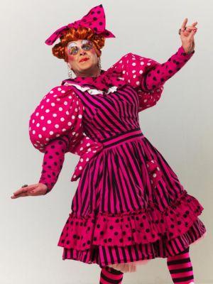 2014 David Rumelle-Pantomime Dame 2 · By: Adrian Turner