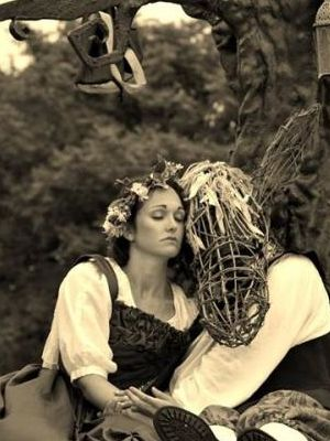 A Midsummer Nights Dream · By: Rebecca Gadsby