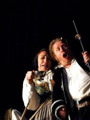 Twelfth Night · By: Rebecca Gadsby