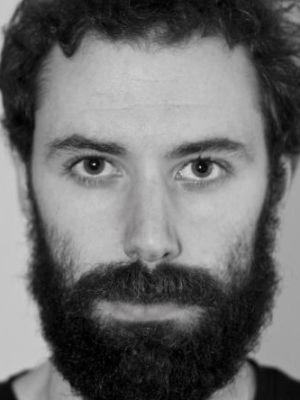 2015 Beard Headshot · By: Rob Amey