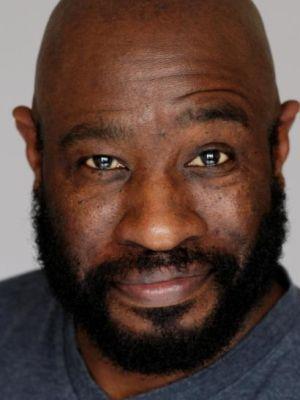 2015 New Headshot with Beard · By: Georgina Bolton King