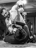 2014 UKMMA3 70kg catch weight victory · By: Alam Zaman
