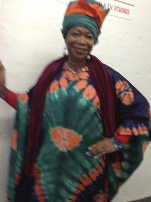 2013 Jenny as an African lady · By: JM Studios