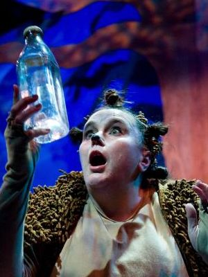 2008 Hedgehog in 'Rabbit and Hedgehog', York Theatre Royal · By: Karl Andre Photography
