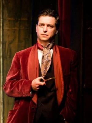 2010 Richard Llewellyn as Sherlock Holmes · By: The Barn Theatre