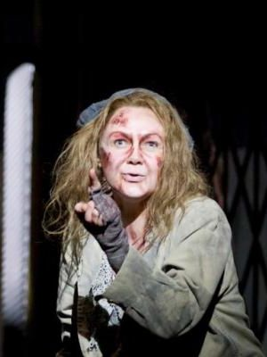 2011 Beggar Woman in Sweeney Todd · By: Getti Images