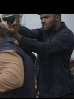 2014 Anton Romaine Thompson - Stake Out (Film) · By: Richard Kittah