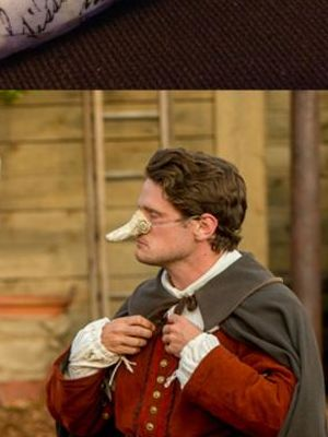 Poetry nose for 'Cyrano de Bergerac' · By: Mark McNulty & Tracey Booth