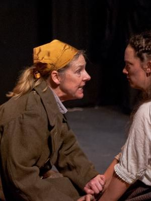 2014 Mother Courage: 'Mother Courage and her Children' Bolton Octagon Theatre · By: Graham Edwards